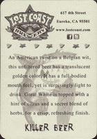 Beer coaster lost-coast-2-zadek-small