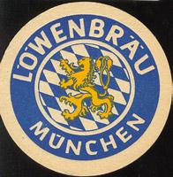 Pivní tácek lowenbrau-12