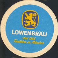 Pivní tácek lowenbrau-32