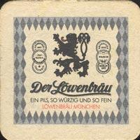 Pivní tácek lowenbrau-6