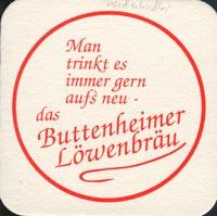 Beer coaster lowenbrau-buttenheim-1-zadek