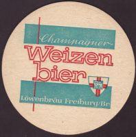 Beer coaster lowenbrau-freiburg-1-zadek-small