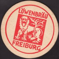 Beer coaster lowenbrau-freiburg-2-small
