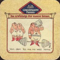 Beer coaster lowenbrauerei-passau-10-zadek-small