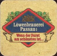 Beer coaster lowenbrauerei-passau-12-small
