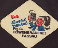 Beer coaster lowenbrauerei-passau-14-zadek-small