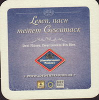 Beer coaster lowenbrauerei-passau-15-small