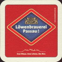 Beer coaster lowenbrauerei-passau-18-small