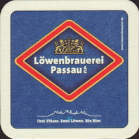Beer coaster lowenbrauerei-passau-19-small