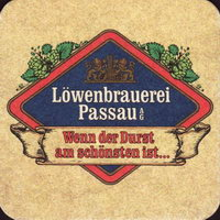 Beer coaster lowenbrauerei-passau-2-small