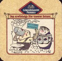 Beer coaster lowenbrauerei-passau-2-zadek-small