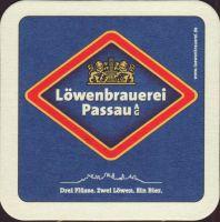 Beer coaster lowenbrauerei-passau-21-small