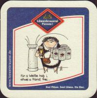 Beer coaster lowenbrauerei-passau-21-zadek-small