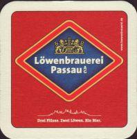 Beer coaster lowenbrauerei-passau-22-small
