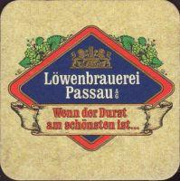 Beer coaster lowenbrauerei-passau-24-small