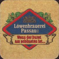 Beer coaster lowenbrauerei-passau-25-small