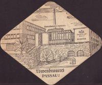 Beer coaster lowenbrauerei-passau-27-zadek-small