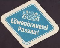 Beer coaster lowenbrauerei-passau-28-small