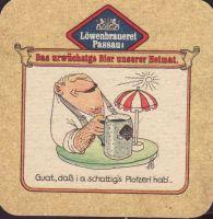 Beer coaster lowenbrauerei-passau-35-zadek-small