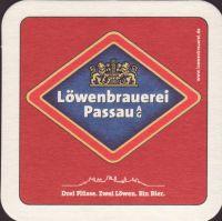 Beer coaster lowenbrauerei-passau-39-small