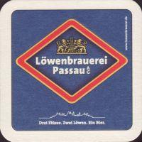 Beer coaster lowenbrauerei-passau-40-small