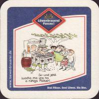 Beer coaster lowenbrauerei-passau-40-zadek-small