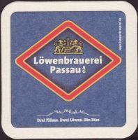 Beer coaster lowenbrauerei-passau-41-small