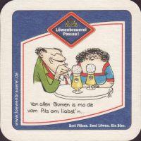 Beer coaster lowenbrauerei-passau-41-zadek-small