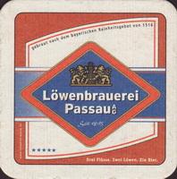 Beer coaster lowenbrauerei-passau-5-small