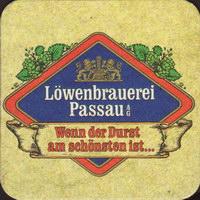 Beer coaster lowenbrauerei-passau-6-small