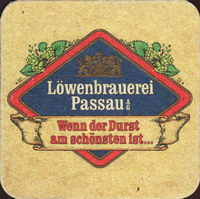 Beer coaster lowenbrauerei-passau-9-small