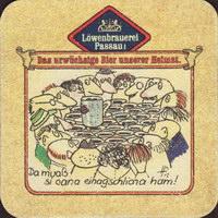 Beer coaster lowenbrauerei-passau-9-zadek-small