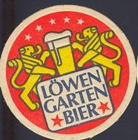 Pivní tácek lowengarten-1
