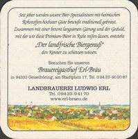 Pivní tácek ludwig-erl-5-zadek-small