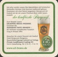 Pivní tácek ludwig-erl-8-zadek-small