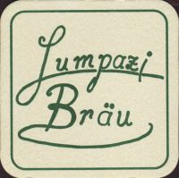 Beer coaster lumpazi-brau-1-oboje-small