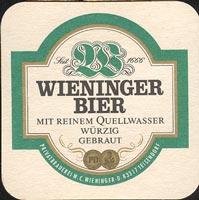 Beer coaster m-c-wieninger-1