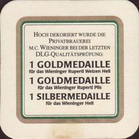Beer coaster m-c-wieninger-11-zadek-small