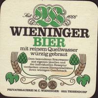 Beer coaster m-c-wieninger-15-small