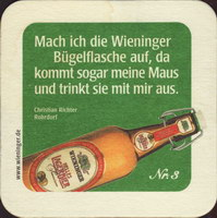 Beer coaster m-c-wieninger-17-zadek-small