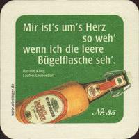 Beer coaster m-c-wieninger-18-zadek-small