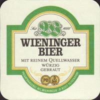 Beer coaster m-c-wieninger-19-small
