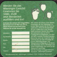 Beer coaster m-c-wieninger-19-zadek-small