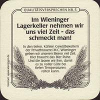 Beer coaster m-c-wieninger-30-zadek-small