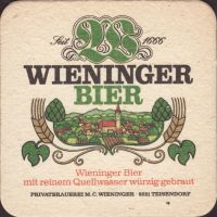 Beer coaster m-c-wieninger-39-small