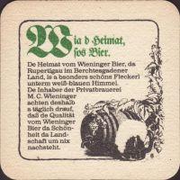 Beer coaster m-c-wieninger-40-zadek-small