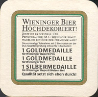 Beer coaster m-c-wieninger-8-zadek