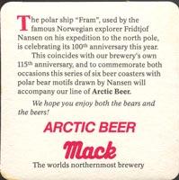 Pivní tácek mack-4-zadek