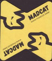 Beer coaster madcat-1-small