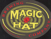Beer coaster magic-hat-1